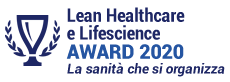 Lean Healthcare e Lifescience Award 2020